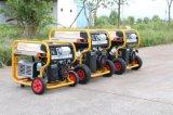 générateur lourd portatif d'essence de l'essence 7kw avec RCD et télélancement