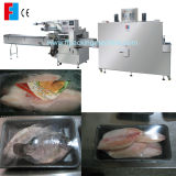 Tray Shrink Wrapping MachineのシーフードかSeafood Shrink Packing Machine