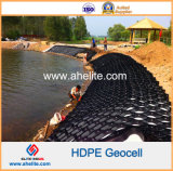 HDPE en plastique normal Geocell d'ASTM D semblable à Geoweb