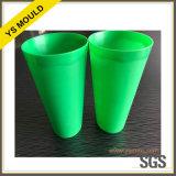 プラスチック注入のコップ型