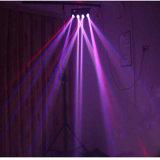 Этап DJ головки скеннирования СИД 4 производит эффект освещение (HL-060)