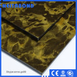 Materiali compositi di alluminio di pietra del comitato di parete di esterno 4mm (ACM)