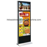 55inch Android касание LCD стоя Signage цифров