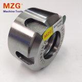 金属のハードウェアのアルミニウムステンレス鋼のつまみねじの十六進ナットを締め金で止めること