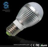 lampada della lampadina di 3W E27 LED, Lighting&Lights (SGL-E27-3W-01)