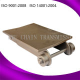 Encadenamiento de ingeniería del rodillo del transportador para la transmisión del molino de papel