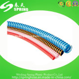 Tubo flessibile di aspirazione del PVC per il trasporto le polveri e dell'acqua nell'agricoltura