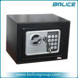 Мини-Size домашнего использования персональный сейф с электронным управлением