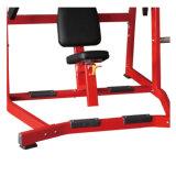 De plaat Geladen Apparatuur van de Gymnastiek van de Borst van de Sterkte van de Hamer ISO-Zij Brede