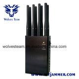 8 هوائي جهاز تشويش يدويّة [ويفي] و [3غ] [4غلت] [4غويمإكس] هاتف إشارة جهاز تشويش