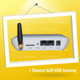 Simple SIM 1 port VoIP-RAOG GSM Gateway