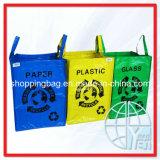 Sac d'ordures tissé par pp (ENV-PVB047)