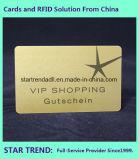 Cartão Gamblin com faixa magnética para o casino