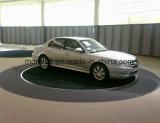 Placa giratoria giratoria del coche de 360 grados para la visualización