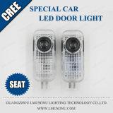 Indicatori luminosi personalizzati del fantasma dell'ombra dell'indicatore luminoso di marchio del laser del LED per migliore qualità della sede
