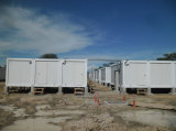 Flachgehäuse-Behälter-Haus als vorfabriziertes Bergbau-Lager