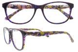Самые новые стекла рамки Eyewear новой модели рамки зрелища способа рамки оптически стекел ацетата конструкции