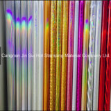 Hot Sale holographique de marquage à chaud pour le papier d'emballage en aluminium