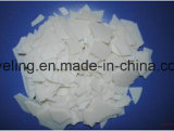 PE van de Stabilisator van de Vlokken van de Prijs van de fabriek Witte Was voor de Pijp van pvc