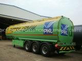 Kraftstoff-Tanker-Sattelschlepper Tri-Welle (46000 LITER)