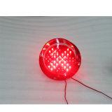 Semaforo verde rosso personalizzato della lampada LED di 125mm