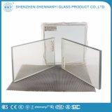 Плоские декоративные ламинированные ясно закаленного стекла безопасности