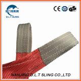 Imbracatura di sollevamento dell'imbracatura della tessitura del poliestere