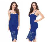 Выдолбите вне платье назад разрежьте платье Cami