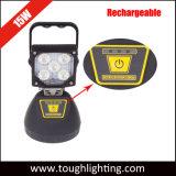 15W de navulbare LEIDENE Magnetische Lichten van het Werk