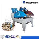 Sable fin de qualité réutilisant la machine pour la machine d'abattage