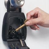 셔터 문을%s 가진 열쇠가 없는 기계설비 콤비네이션 자물쇠 4 다이얼 저장 안전