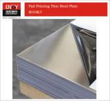패드 인쇄를 위한 패드 인쇄 기계 얇은 강철 플레이트 (FUJI FMR 40 유화액 코팅에)