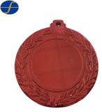 Alta medaglia del ricordo del metallo di quantità 3D con colore su ordinazione