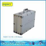 150 tester 300 misura 500 tester con un contatore della Cina di rivelatore dell'acqua sotterranea