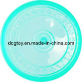"9""de TPR Frisbee Dog Toy Pet Toy"