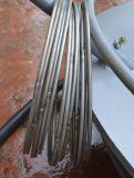 Anillo de cable o círculo automática máquina laminadora con soldadura