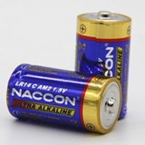 Ultra alkalische Batterie Primärder batterie der Größen-C Lr14 1.5V