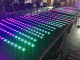 높은 효력 18 LEDs 10W LED 벽 세탁기 빛