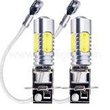 H3 크리 사람 차 LED 안개 램프