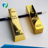 la Banca di potere 3000mAh per il telefono mobile in oro con Ce/RoHS