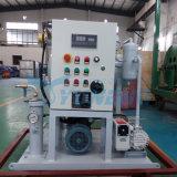 Máquina usada de la deshidratación y de la filtración del petróleo de la turbina de la eficacia alta