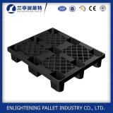 Paleta de plástico preto ambientalmente amigável da China