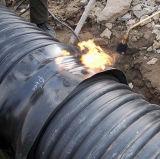 空の壁の管の熱収縮スリーブのPEの袖カバー