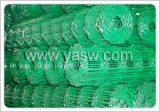 PVC Coated Knotted Wire Mesh Field Fence (anjia-517)