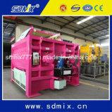 Competitive van uitstekende kwaliteit Price Twin Shaft Concrete Mixer From 0.5m3 aan 6m3