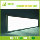 40W 60X60 120lm/W freie LED Instrumententafel-Leuchte des Aufflackern-mit Cer TUV Dlc
