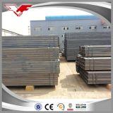 Tubo del quadrato nero Q195-Q235 per costruzione, costruzione