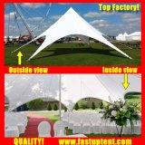 2018 Новая конструкция ПВХ-тень палатку для предприятий общественного питания диаметр 10m 50 человек местный гость
