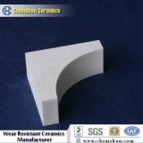 Alta Qualidade 92% Engineered revestimento cerâmico para protecção contra o desgaste / China resistente ao desgaste Alumina Ceramic Produtor Forro