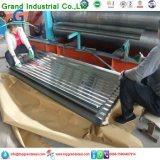 Volles stark galvanisiertes gewölbtes Stahlblech-Metall, das 0.12mm-1.5mm Roofing ist